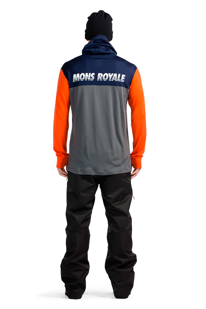 Mons Royale - Mens Yotei Powder Hood LS review