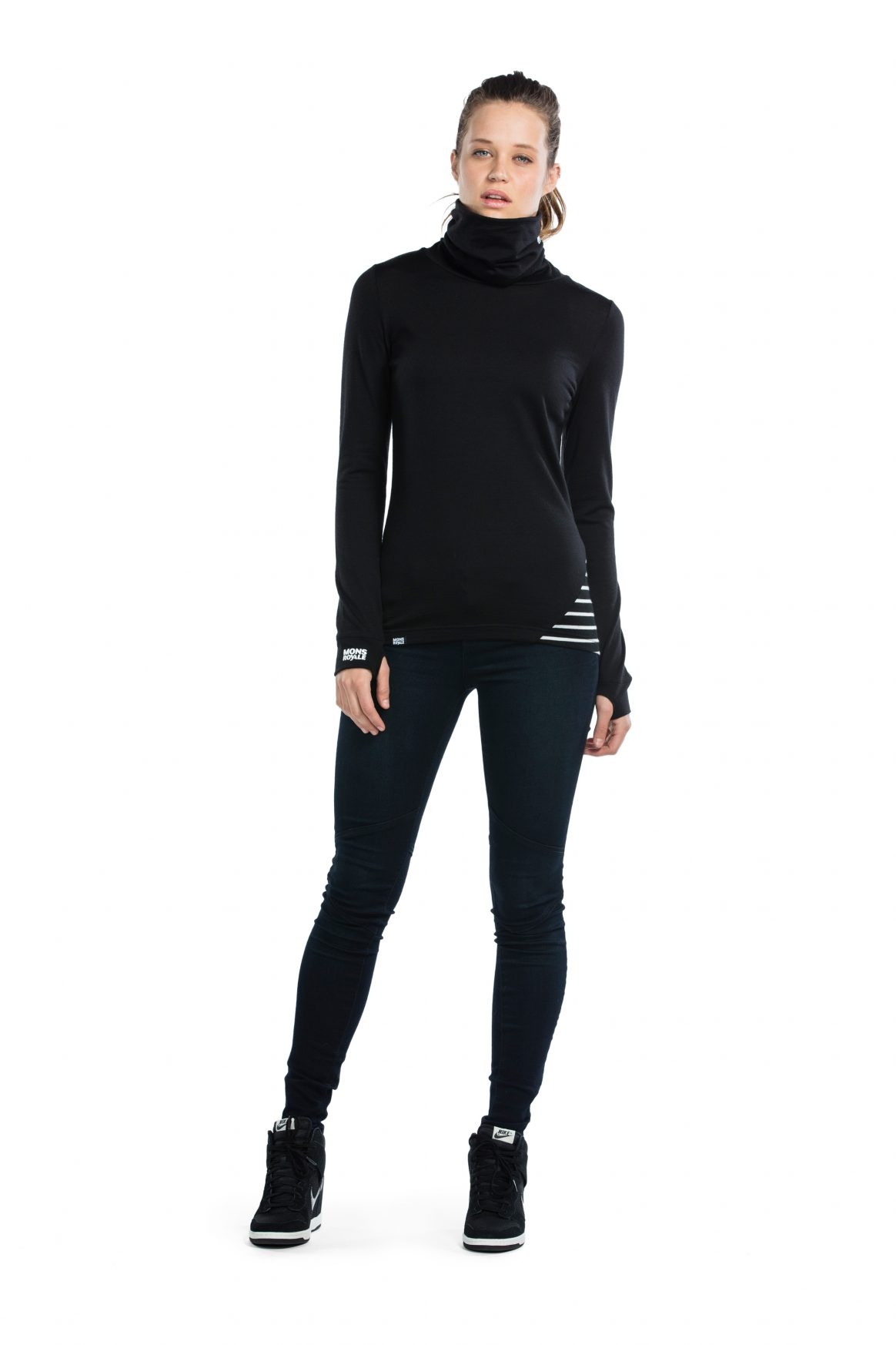 Mons Royale WMN's Cornice Rollover Baselayer Review