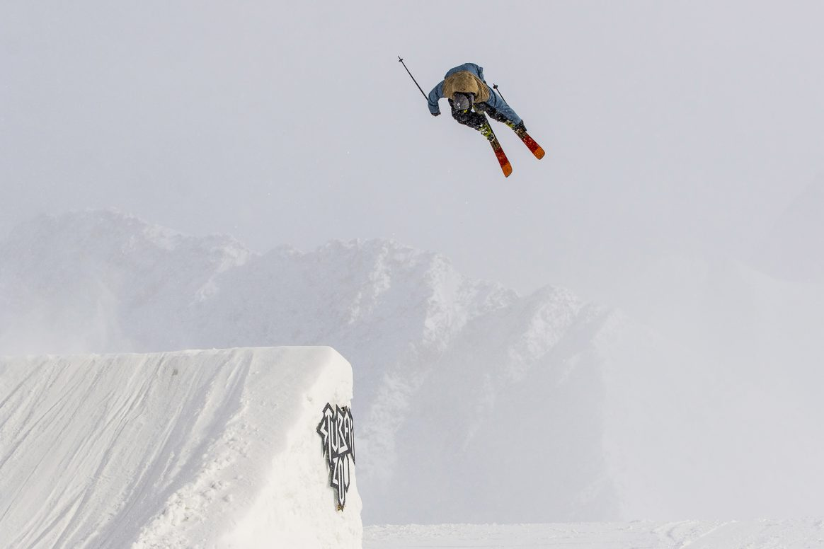 K2 Skis Signs Joss Christensen to the Team