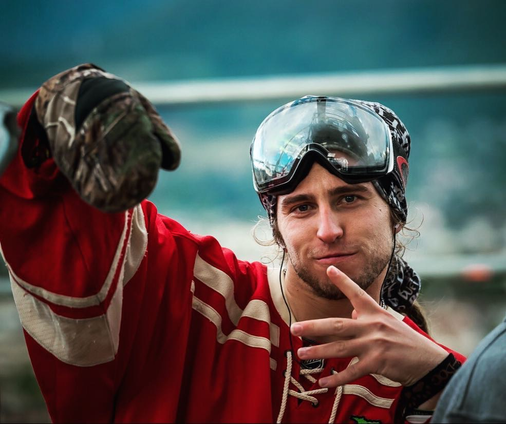 Henrik Harlaut european skier of the year voting