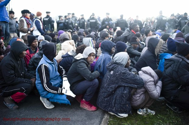 Riders for Refugess - Jacket Drop Greece thumbnail