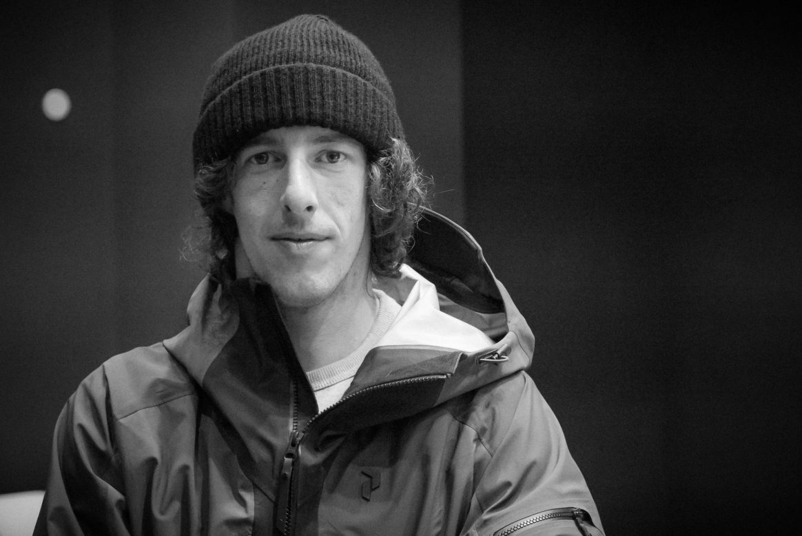 Loic Collomb-Patton expectations of the 2017 Freeride World Tour