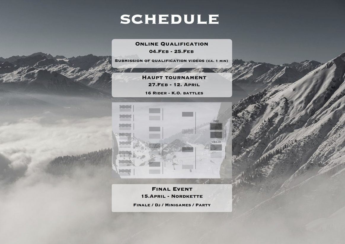 King of Innsbruck Schedule