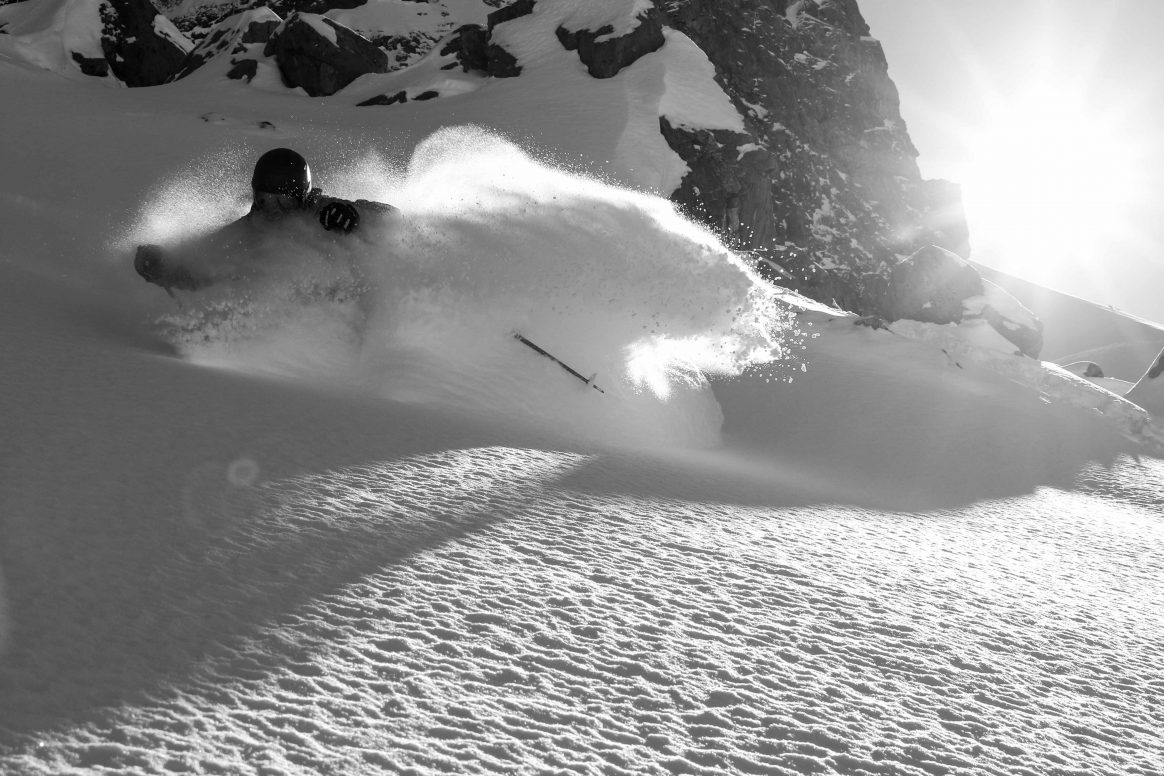 Dreamy powder turns are included at the Rossignol Juniorcamps