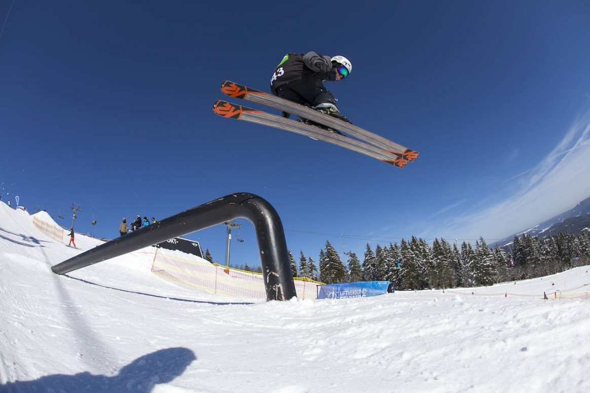 The QParks Freeski Tour at Feldberg awaits with lots of action