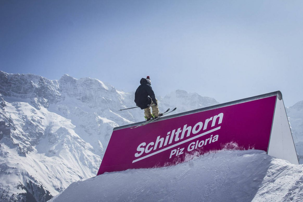The Oakley Schilthorn Open do not only guarantee a great competition but also some special scenery