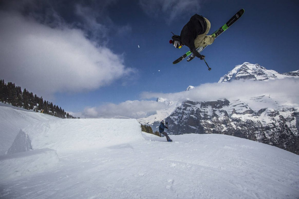 The Oakley Schilthorn Open will provide lots of hang time