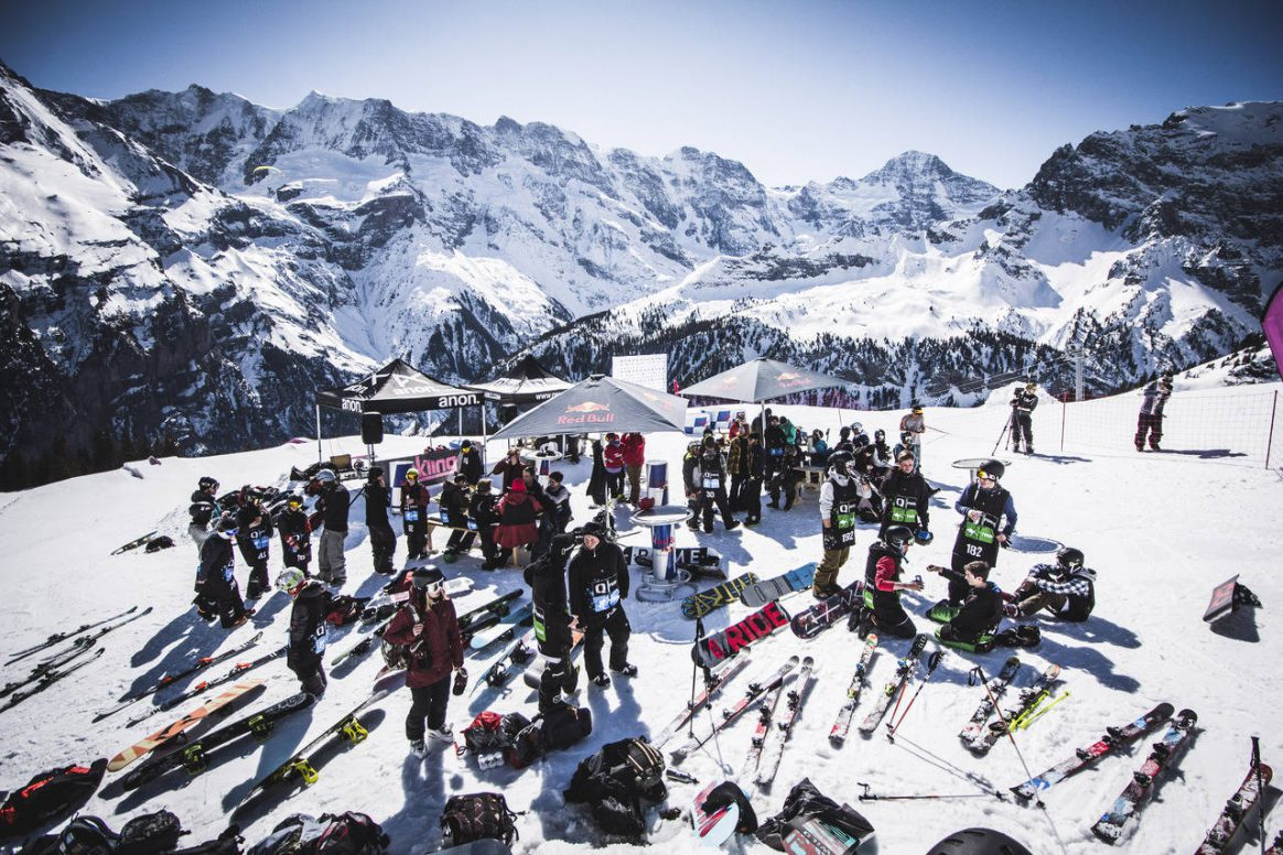 Friends, a spectacular scenery and a great competition will make the Oakley Schilthorn Open an amazing experience