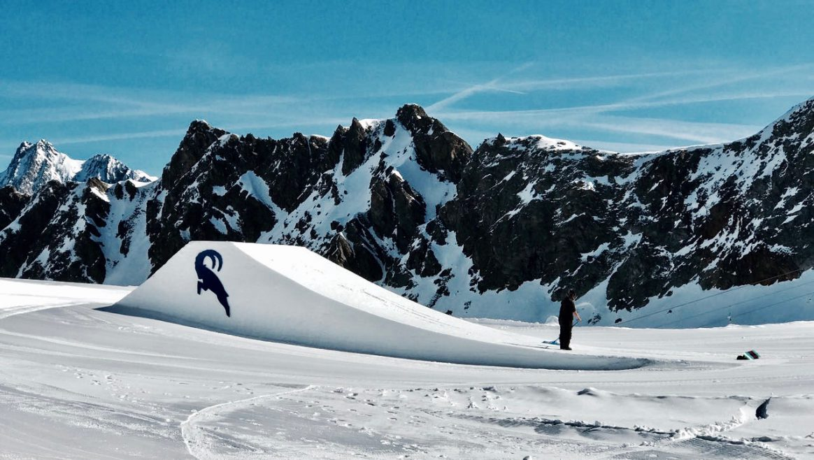 The jumps look prime so get your skis and continue shredding at the Spring Classics. Winter ain't over yet!