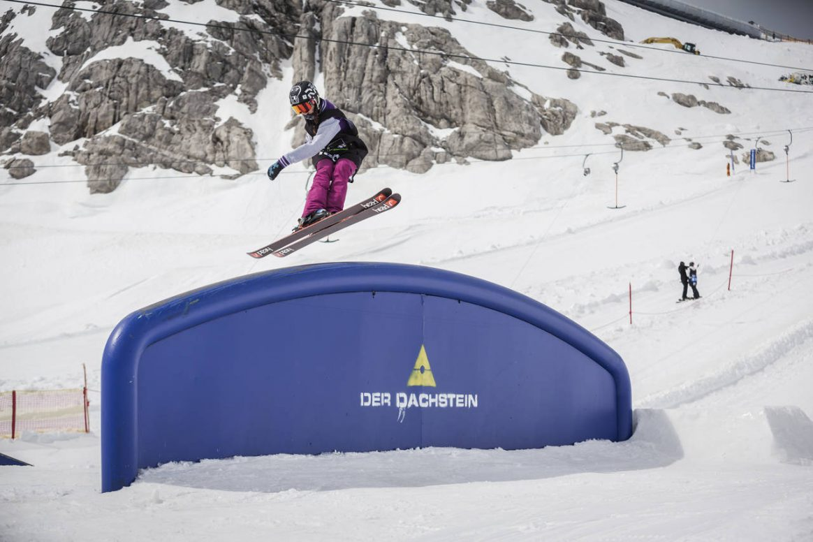 The QPArks Tour Freeski final 2017 will go down at Dacshtein Superpark