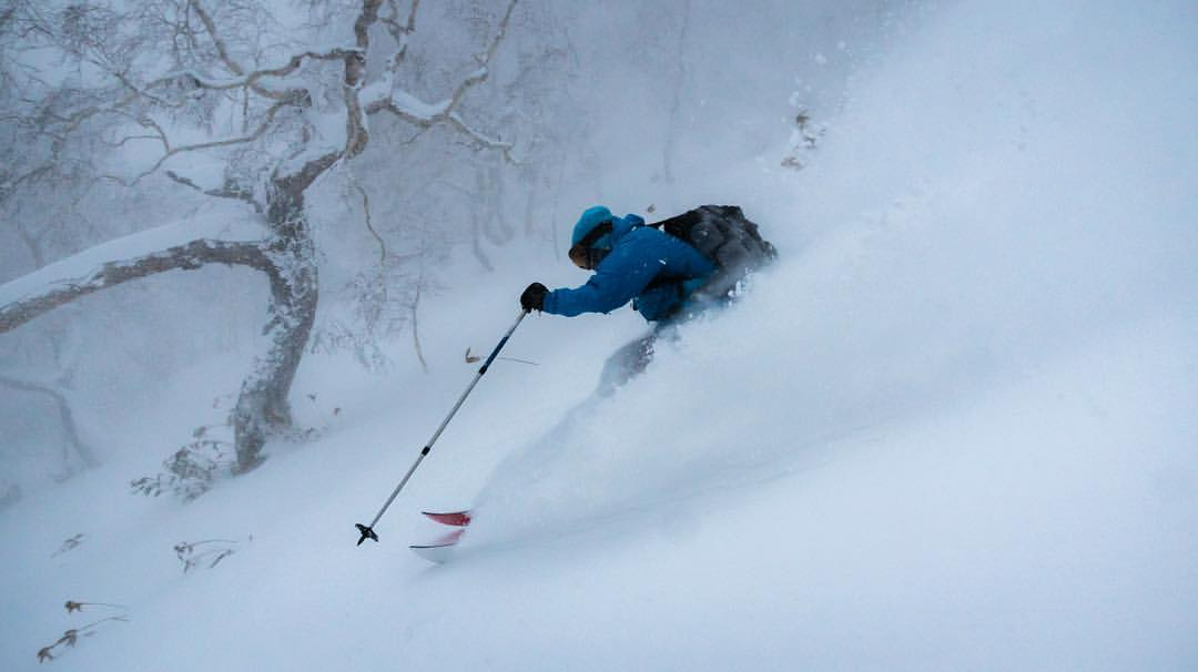 Japan is all about untracked lines and fresh powder all day, every day
