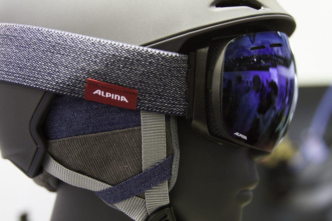 Alpina Maroi helmet