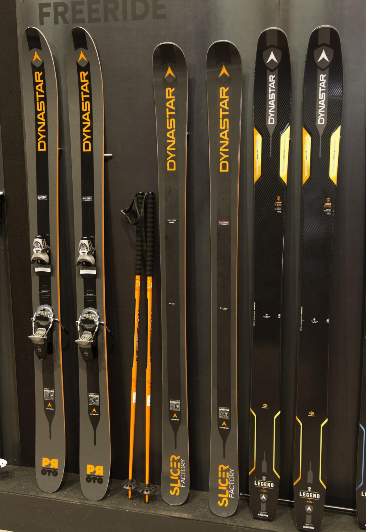 Dynastar Proto Legend Slicer Skis 2019