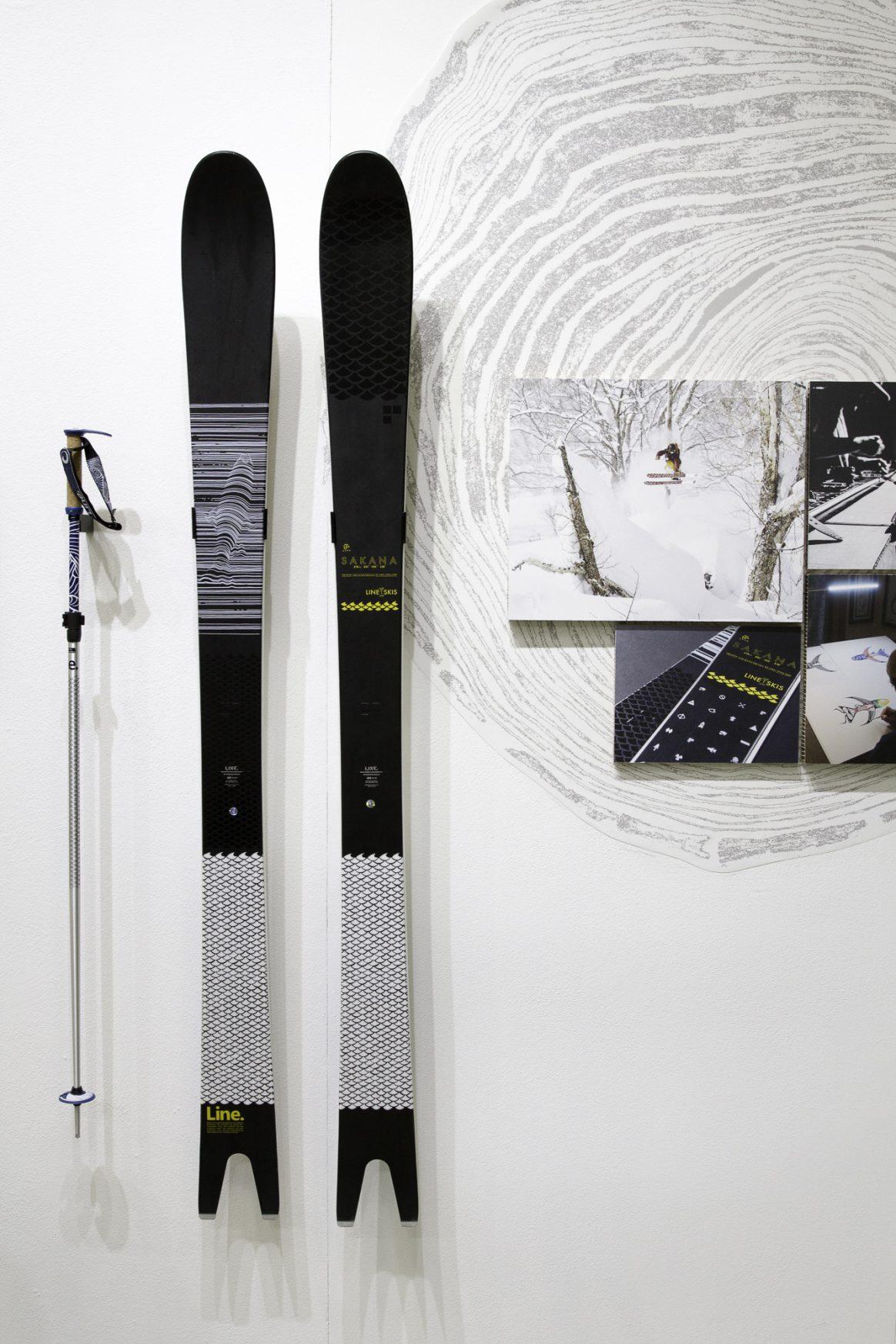 Line Skis 2019 Sakana