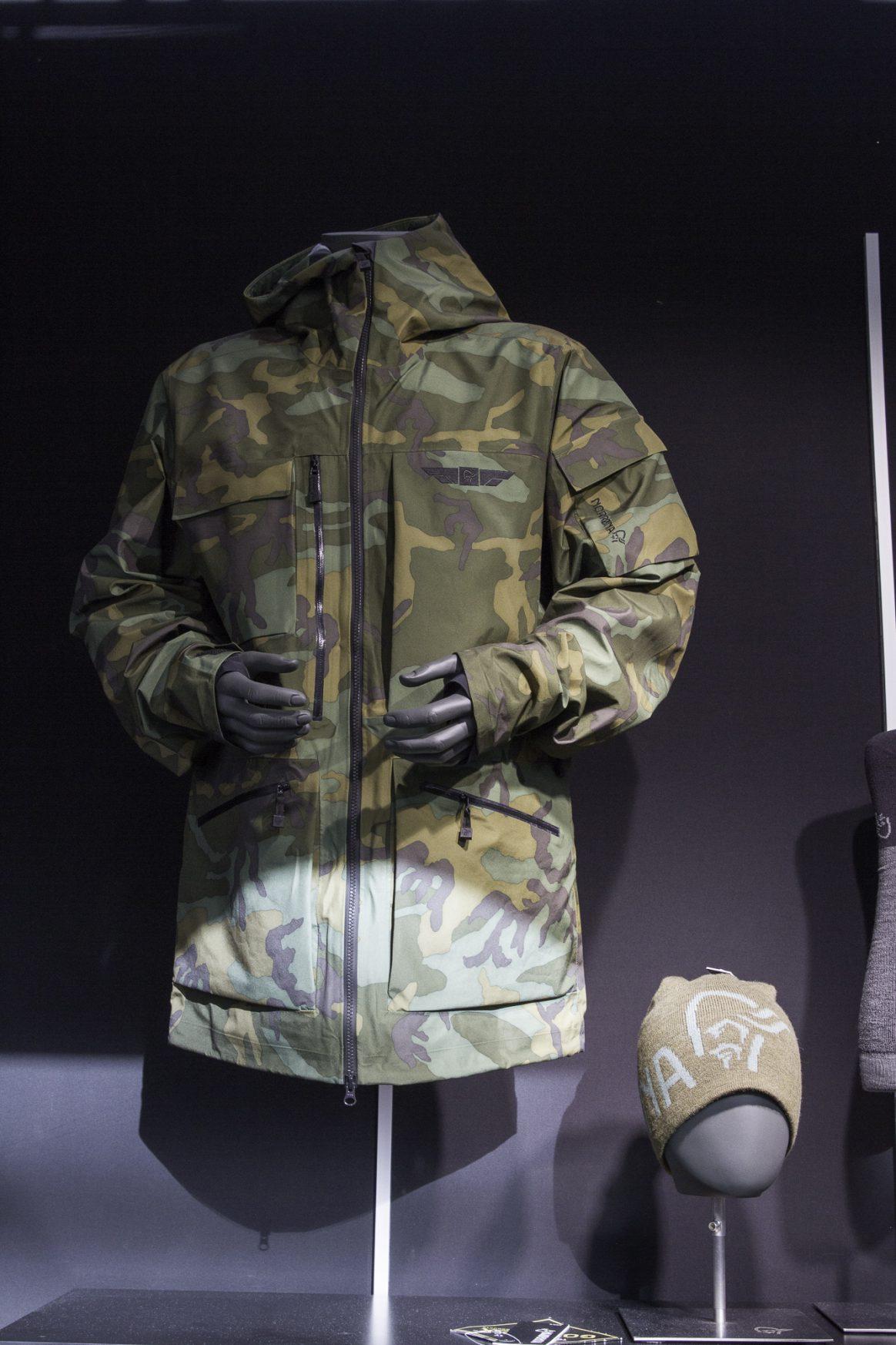 Norrona Tamok Camo Edition Jacket