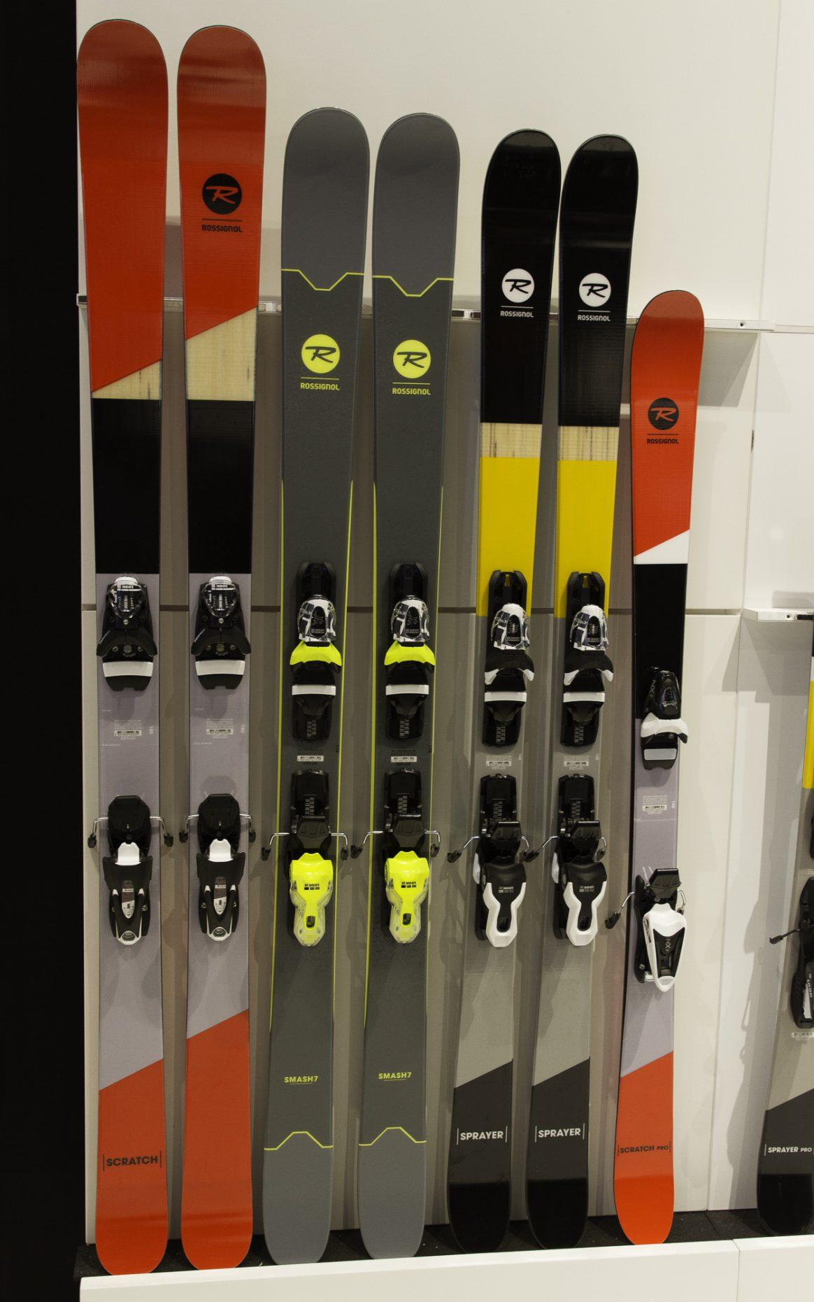 Rossignol Park Skis