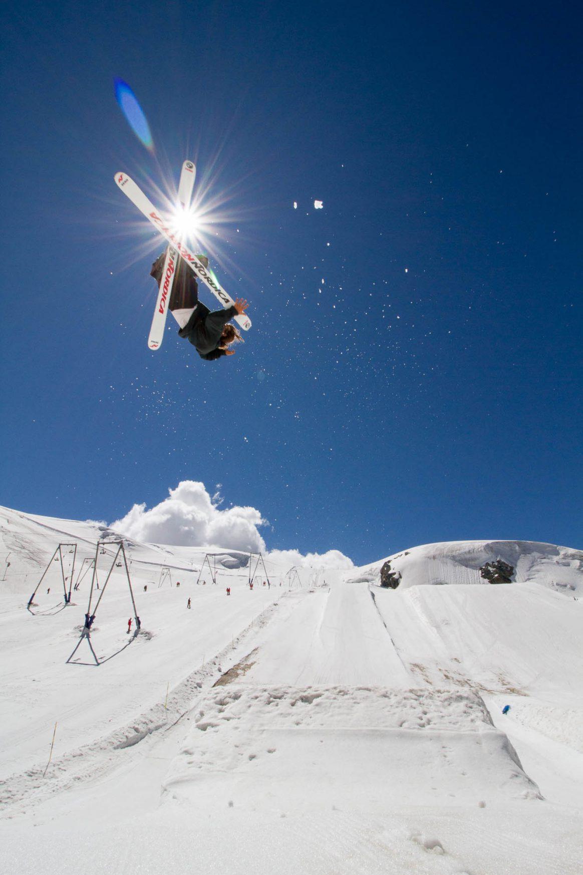Andrin Tgetgel, Cork 7 Tail, Zermatt, Downdays, Ethan Stone
