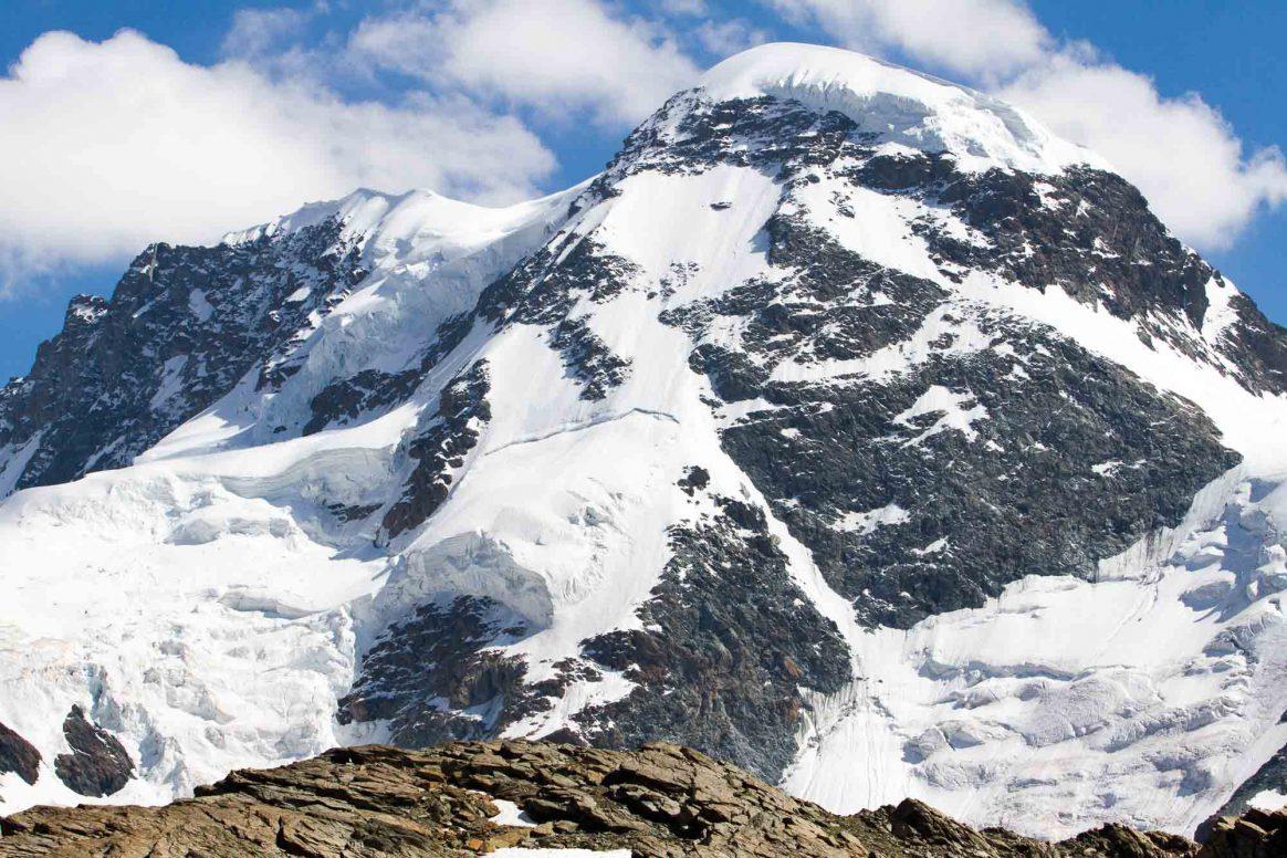 Breithorn, Zermatt, Downdays, Ethan Stone