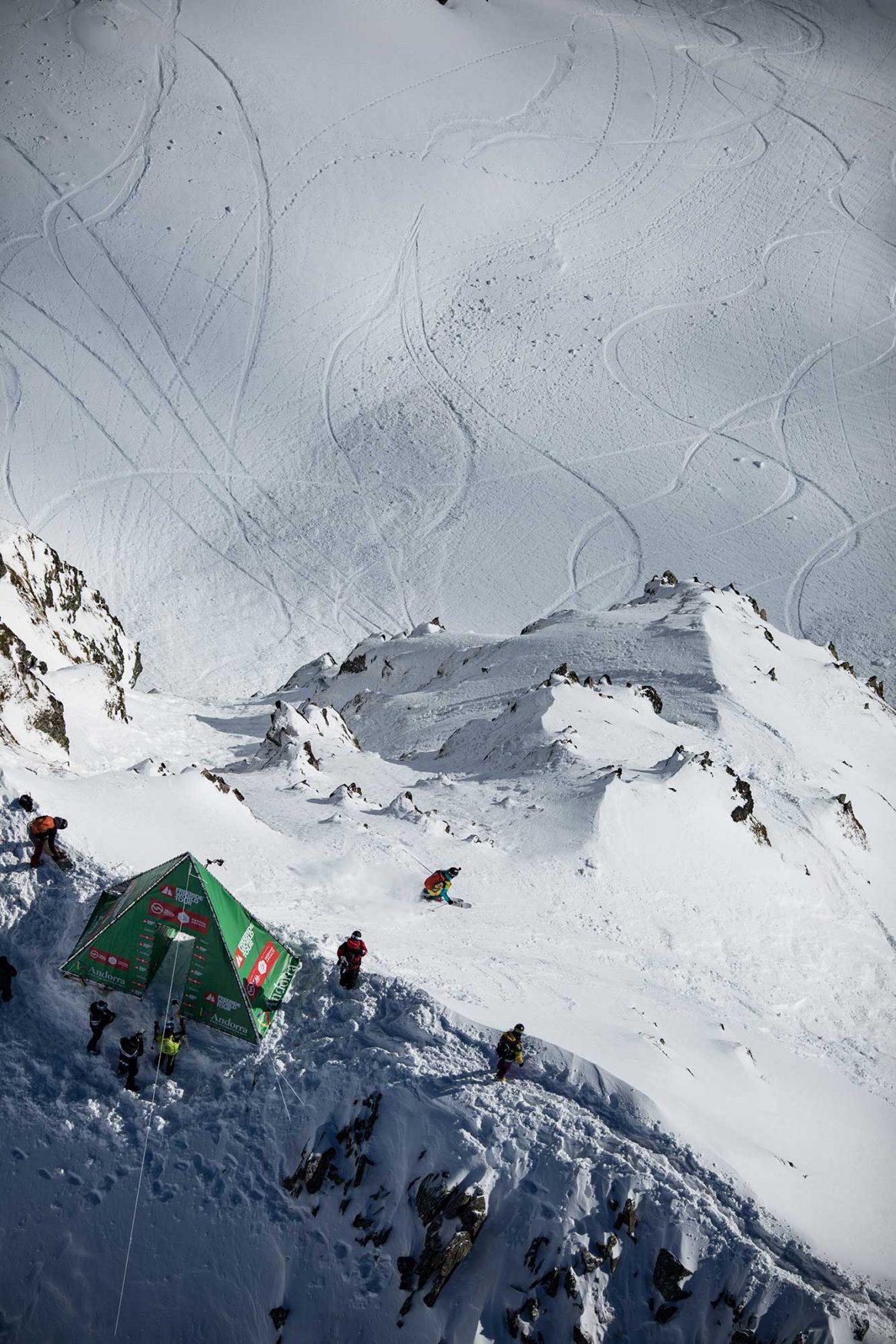 Freeride World Tour Vallnord-Arcalis, Andorra