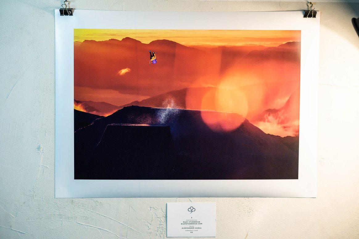 Downdays Photo Exhibition Aleksander Aurdal by Olav Stubberud