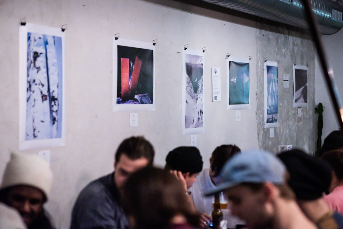 Downdays Photo Exhibition Kater Noster in Innsbruck