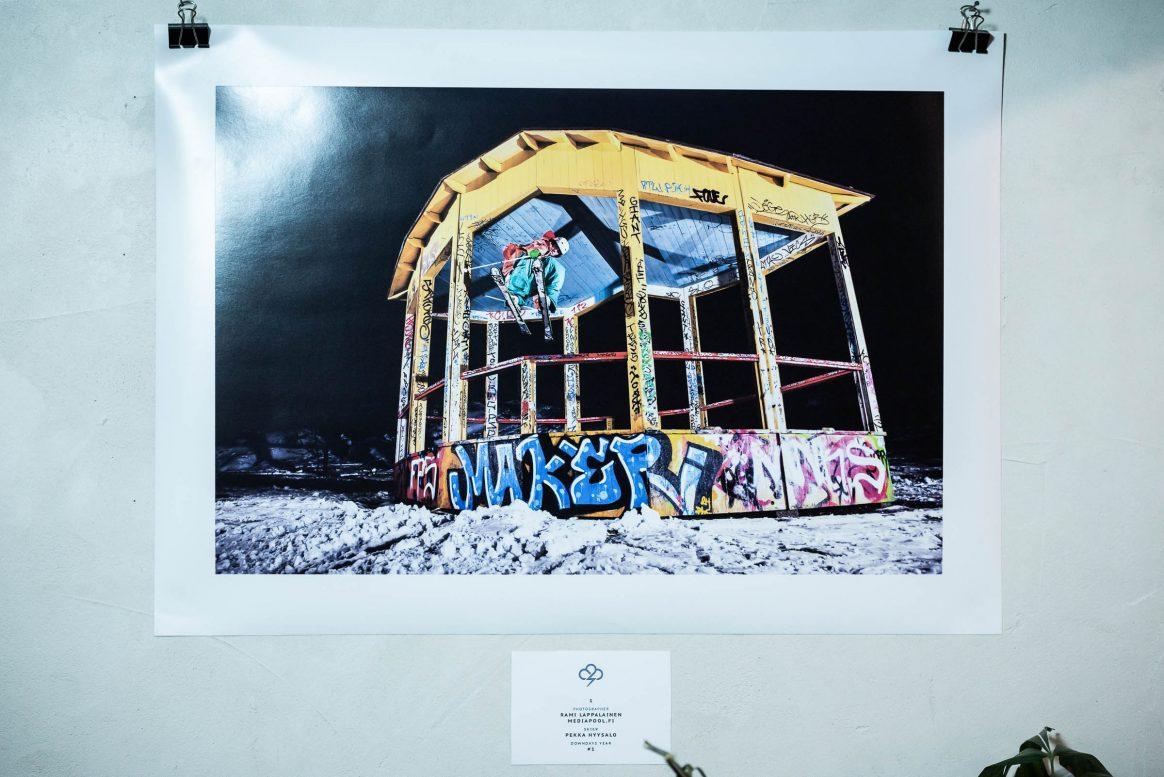 Downdays Photo Exhibition Pekka Hyssalo by Rami Lappalainen