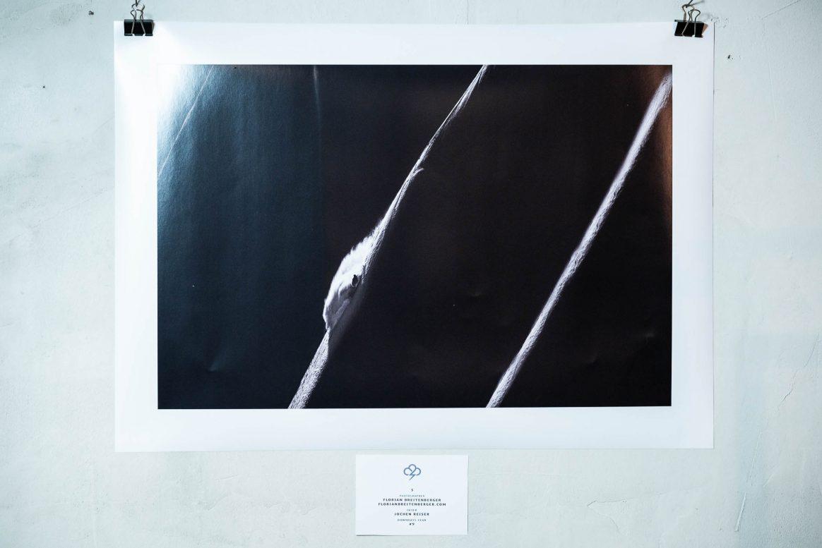 Downdays photo exhibition Jochen Reiser by Flo Breitenberger