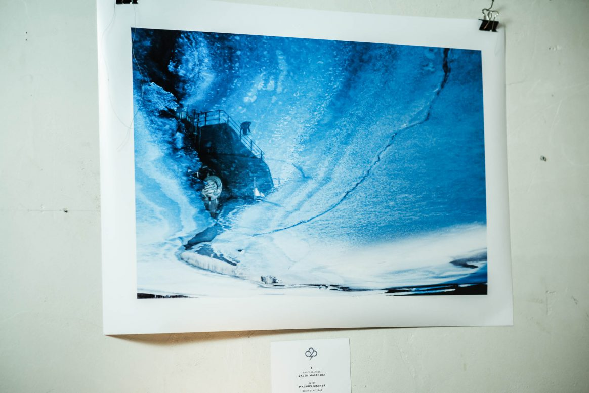Downdays photo exhibition Magnus Graner by David Malacrida
