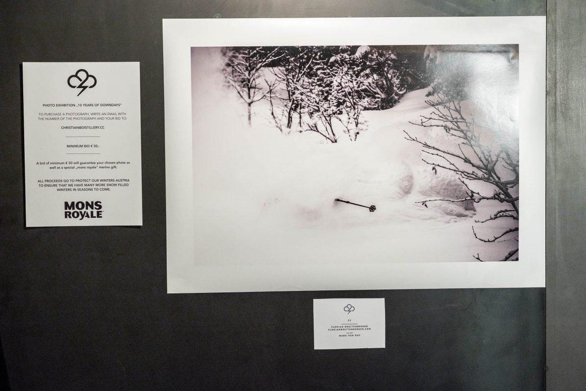 Downdays Photo Exhibition Mark von Roy by Flo Breitenberger