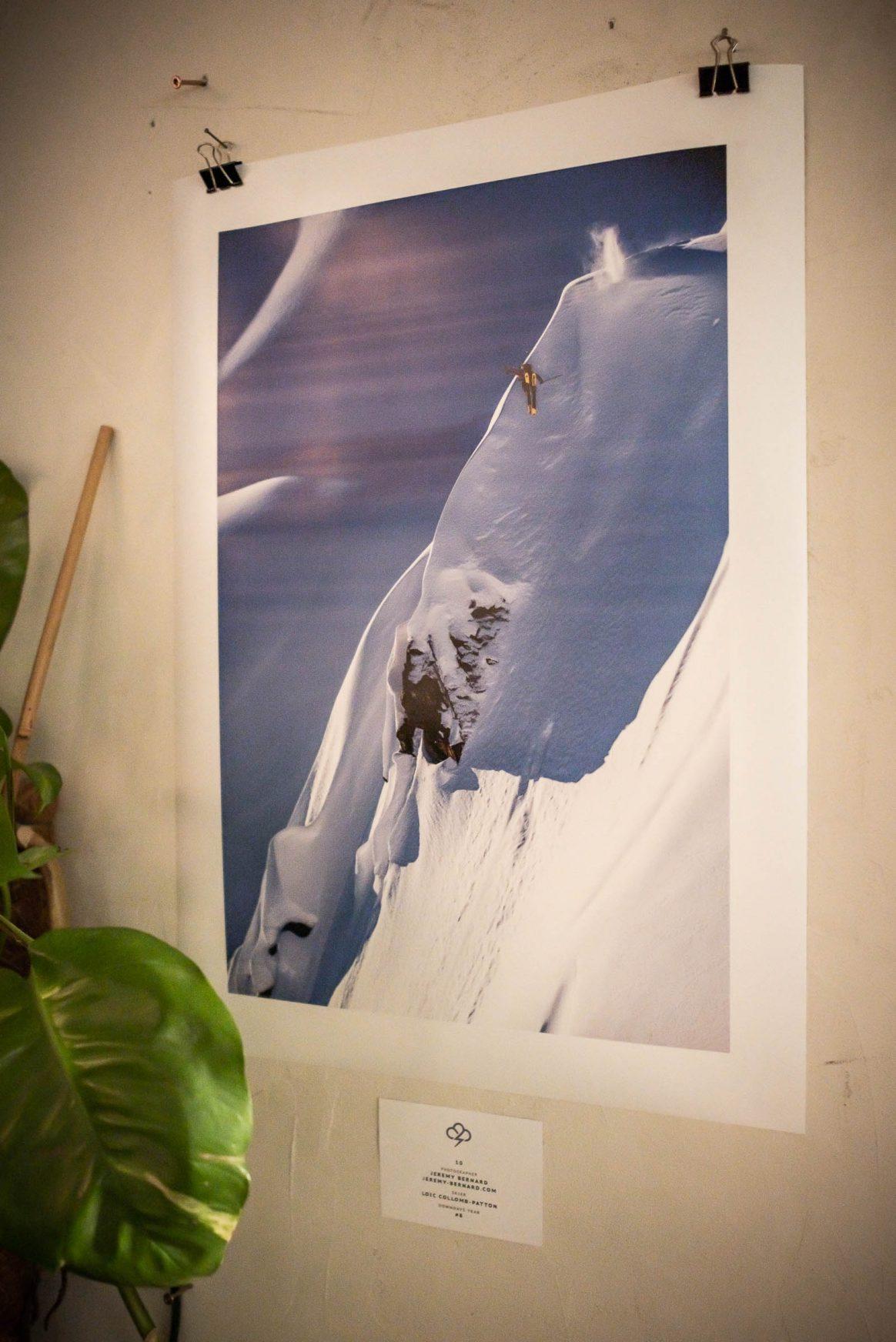 Downdays Photo Exhibition Loic Collomb Patton by Jeremy Bernard