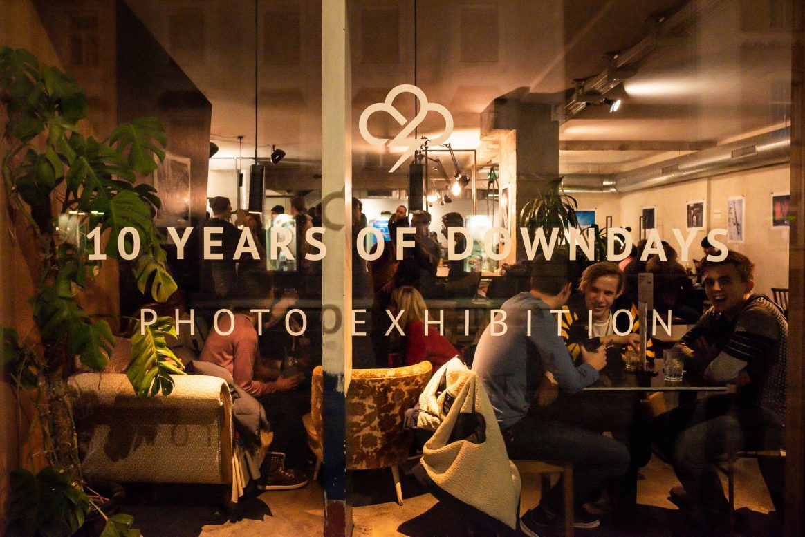 Ten Years of Downdays Photo Exhibition in Kater Noster, Innsbruck