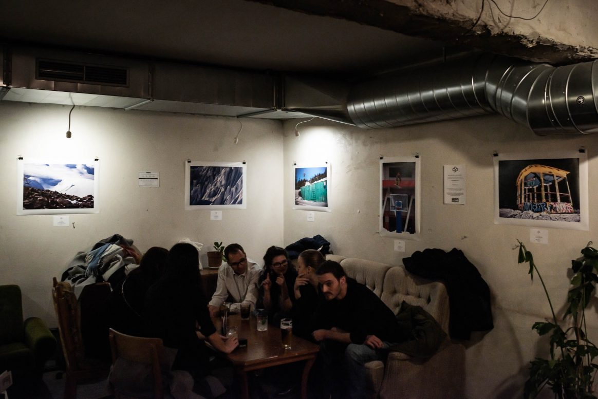 Downdays 10 Years of Freeskiing Photo Exhibition in Kater Noster, Innsbruck