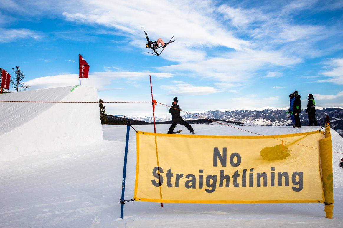 Kelly Sildaru wins the 2018 Dew Tour women's ski slopestyle event.