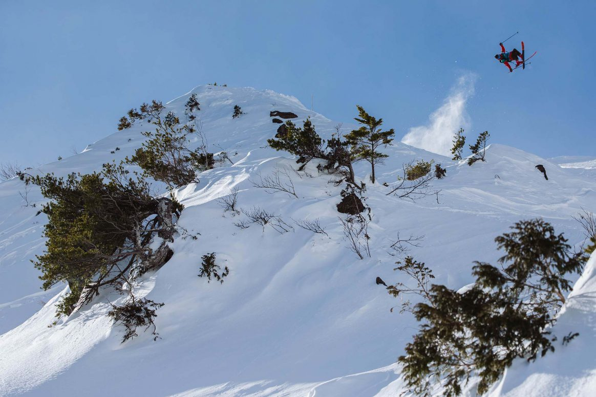 Craig Murray, freeride world tour, hakuba japan