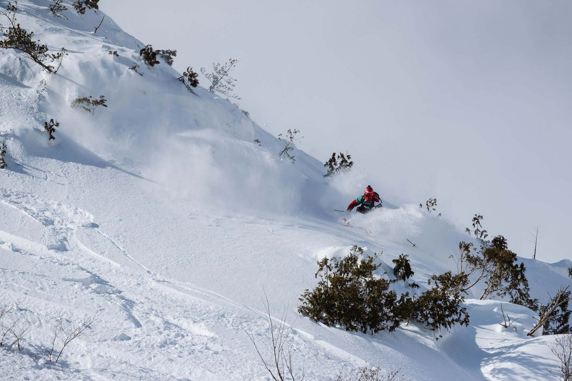 Aymar Navarro, Freeride World Tour, Hakuba Japan