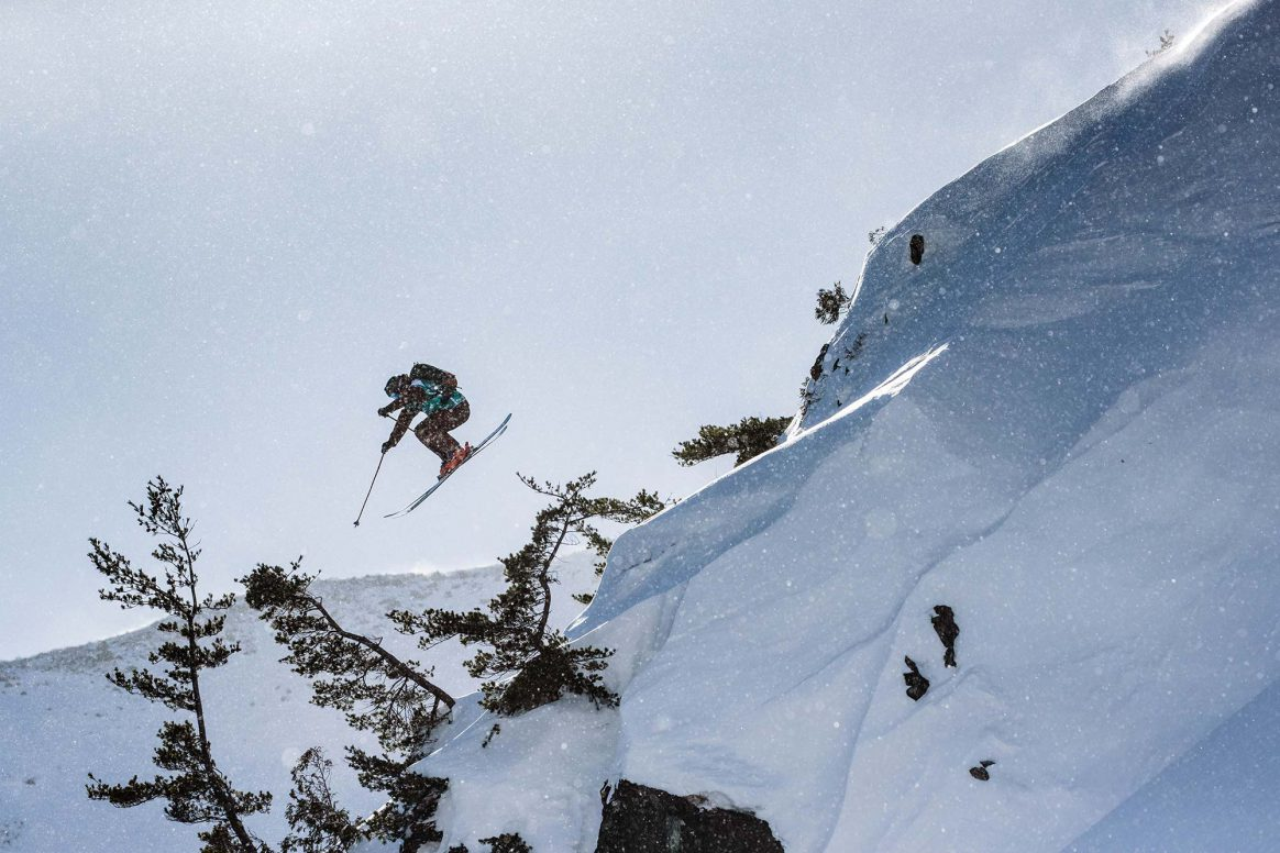 Drew Tabke Freeride World Tour Hakuba