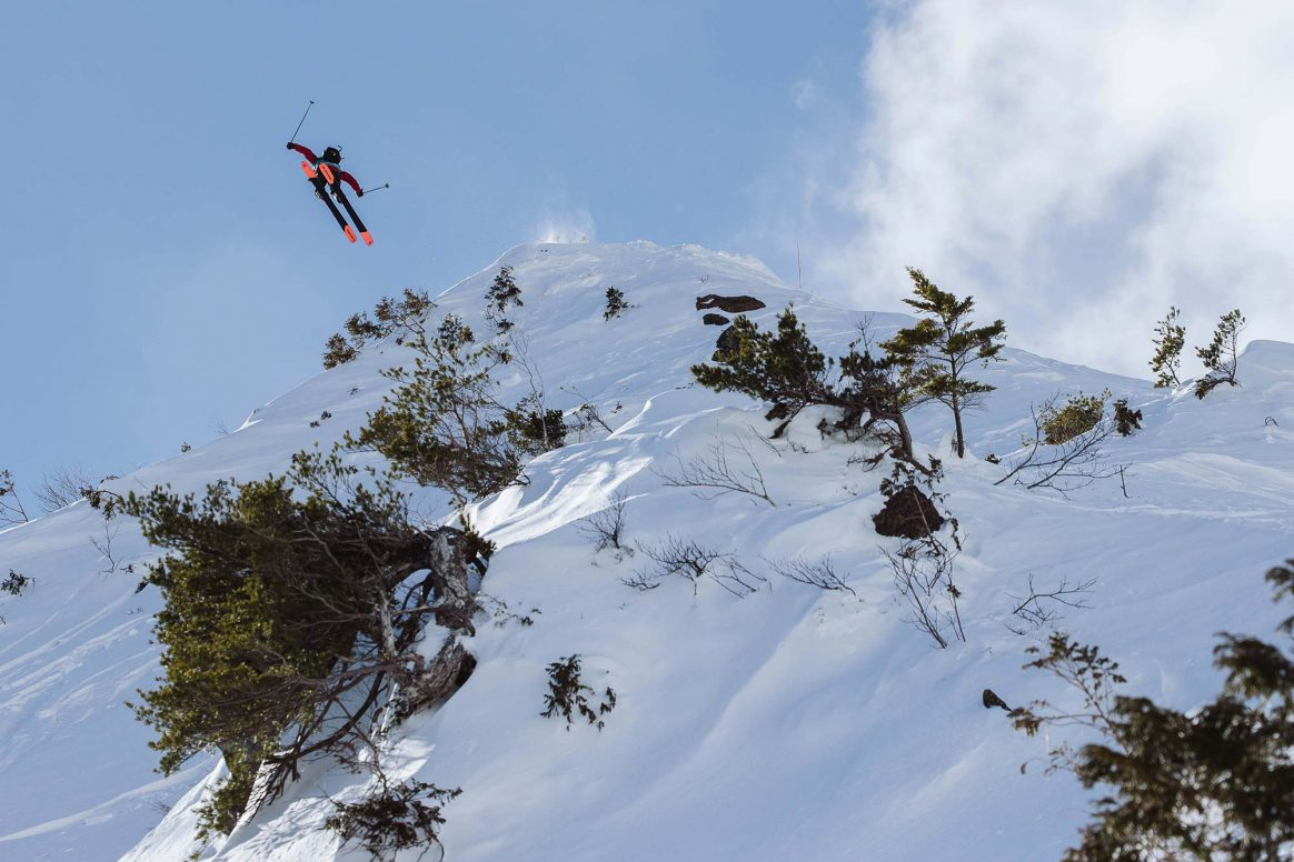 Tom Peiffer, Freeride World Tour, Hakuba Japan