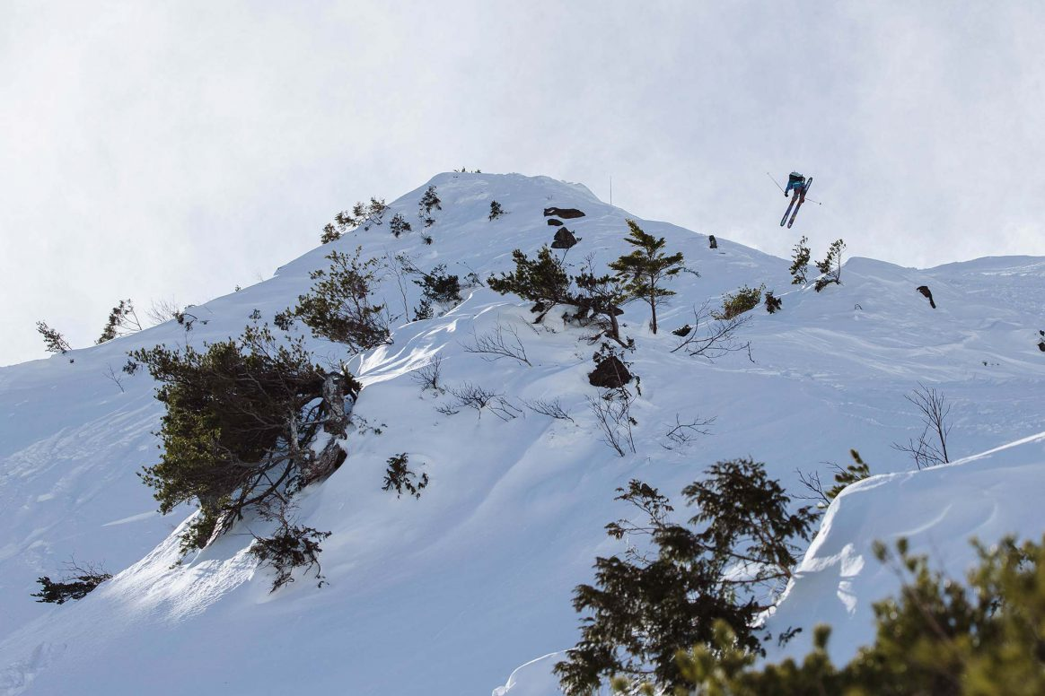 Arianna Tricomi, 360, Freeride World Tour Hakuba, Japan