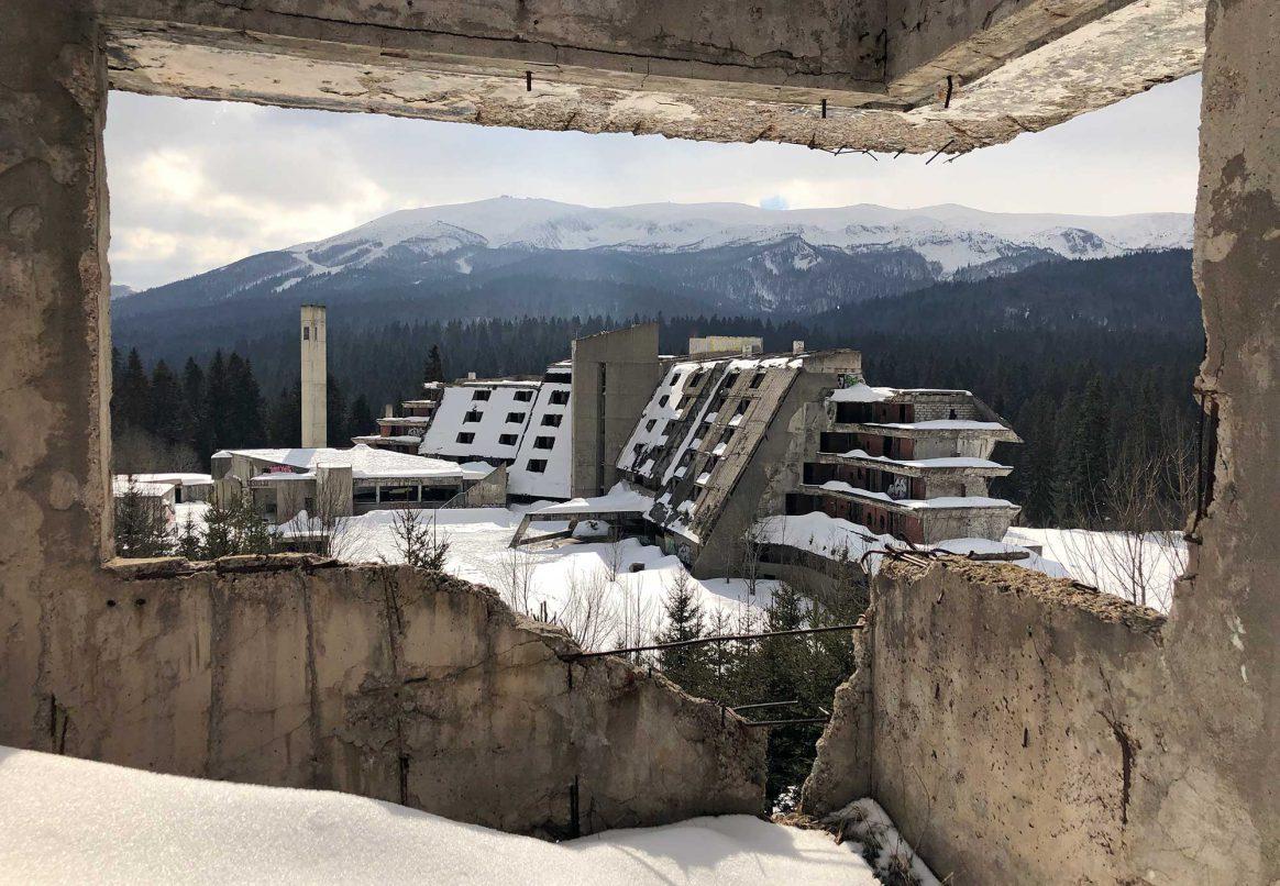 Hotel-Igman