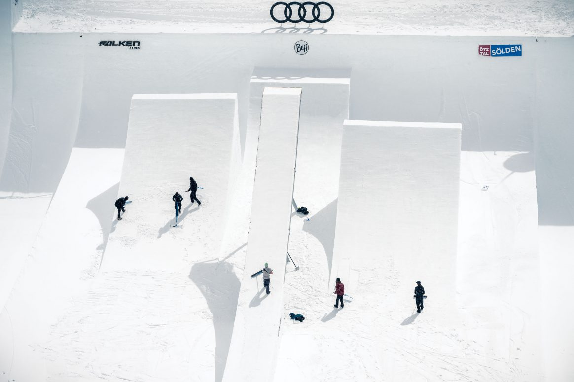 The Audi Nines 2019 – Contest Day